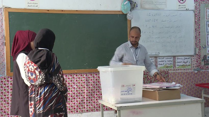 Tunisia heads to polls for uncertain presidential contest