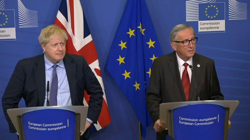 Juncker says no need for Brexit 'prolongation' with new deal