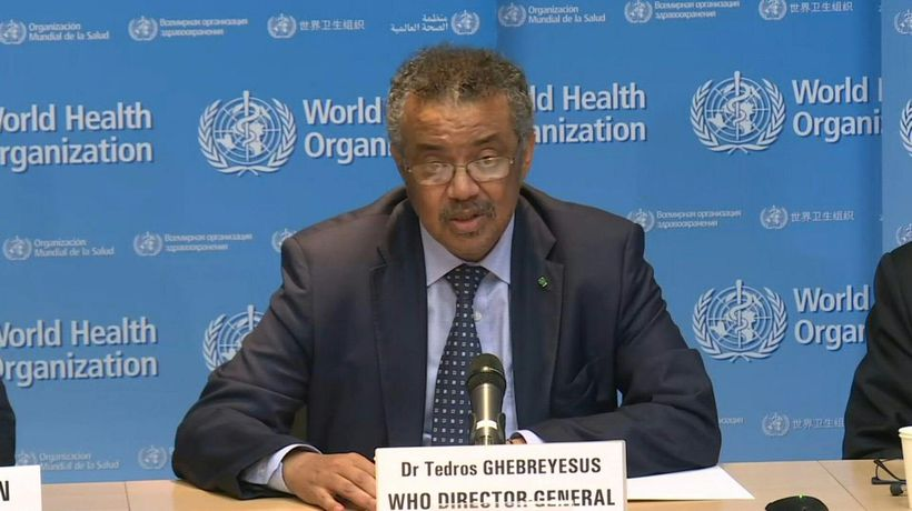 "Ebola outbreak in DRC remains emergency of ""international concern"" : WHO"