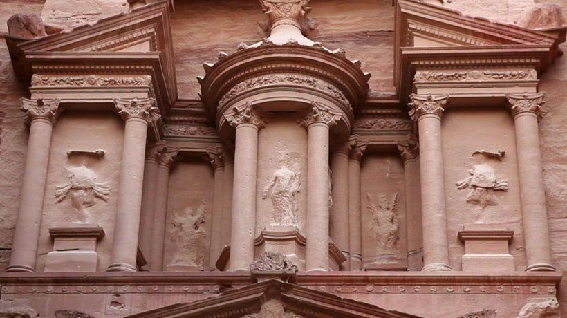 Petra celebrates one million visitors to the archaeological site