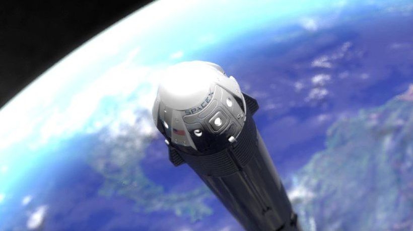 SpaceX's Crew Dragon