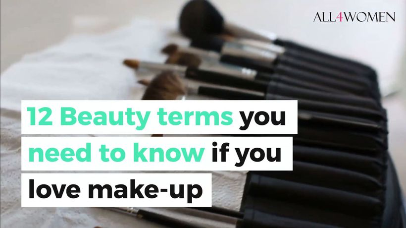 12 Beauty terms you need to know if you love make-up