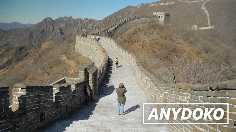 The Gweilo - The Great Wall