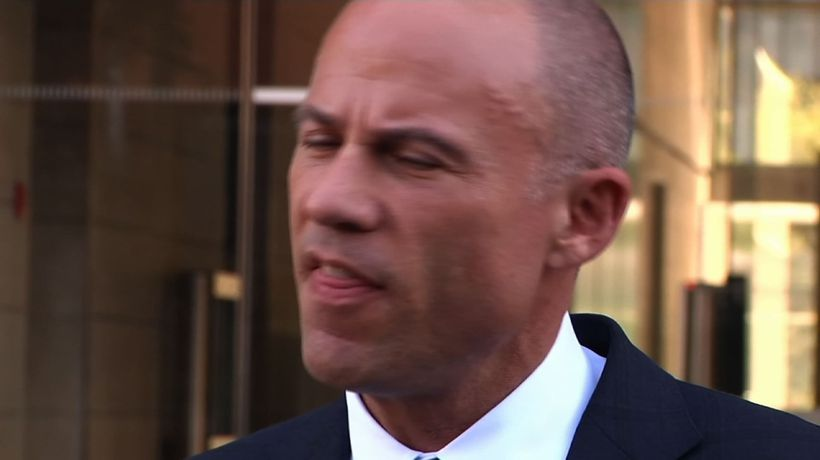 Official: Avenatti in custody on domestic violence