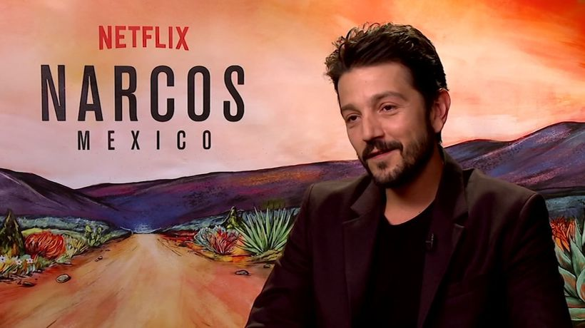 Actor Diego Luna: 'Violence is everywhere' in homeland Mexico
