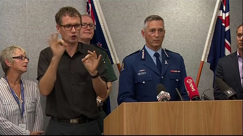 New Zealand police say gunman resisted arrest