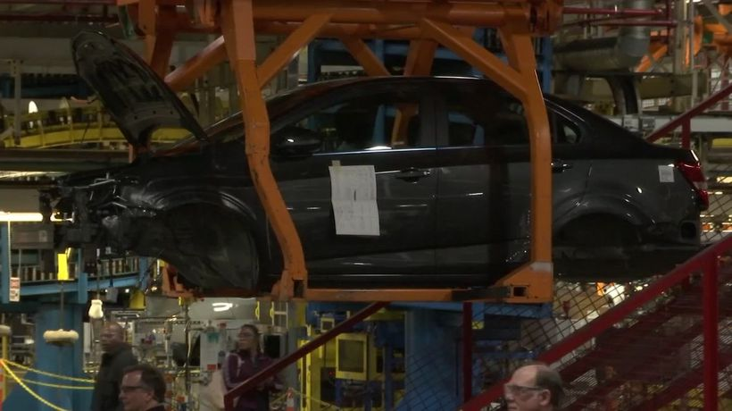 CEO Barra says GM committed to U.S. manufacturing
