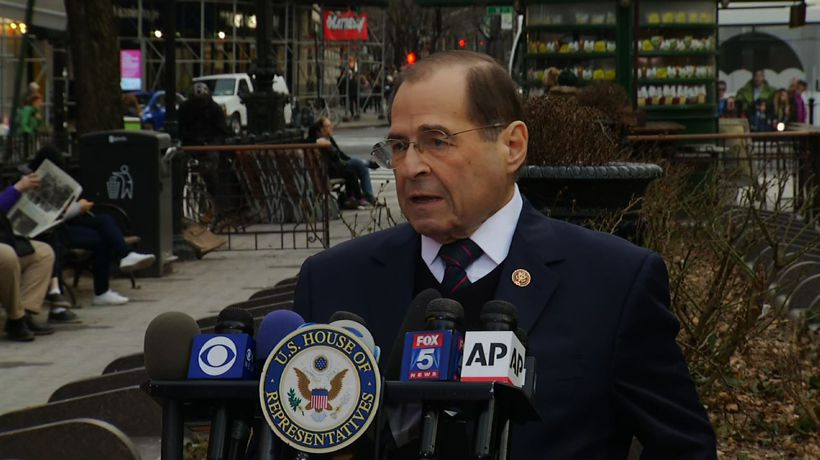Nadler: Trump 'wrong' to claim exoneration