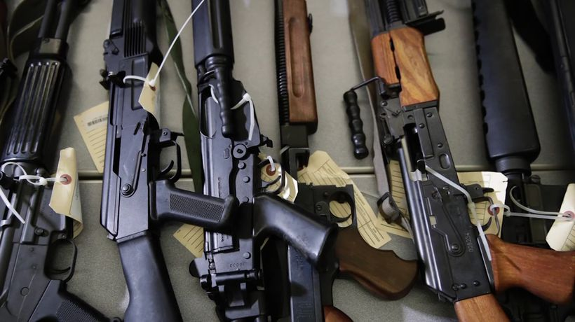 AP Poll: Americans favor stricter gun laws