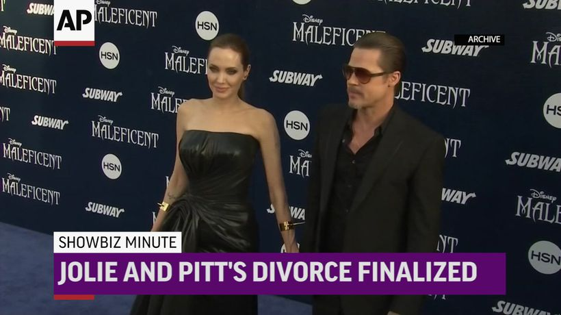 ShowBiz Minute: Jolie Pitt, Lohan, Smollett