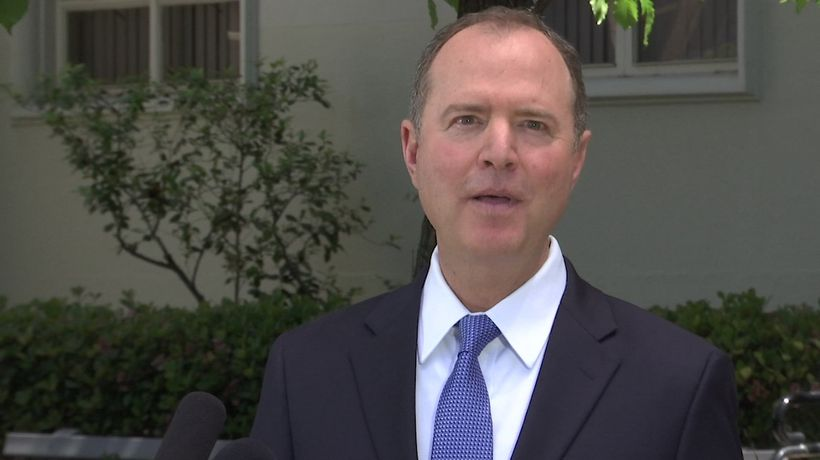 Schiff: Facts in Mueller report are 'damning'