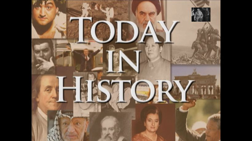Today in History April 20