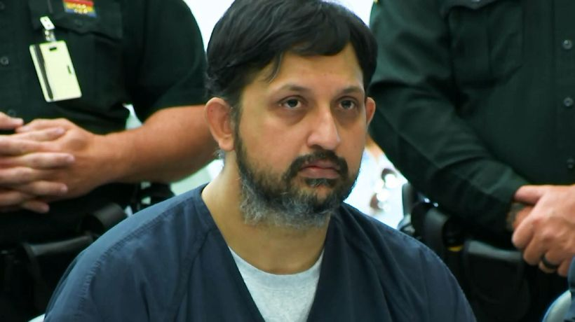 Ex-officer gets 25 years in Fla. motorist's death
