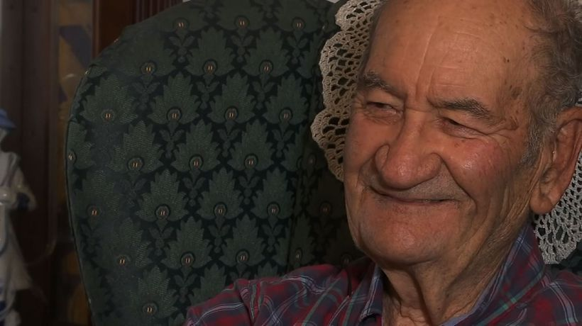 DDAY prisoner of war looks back 75 years later