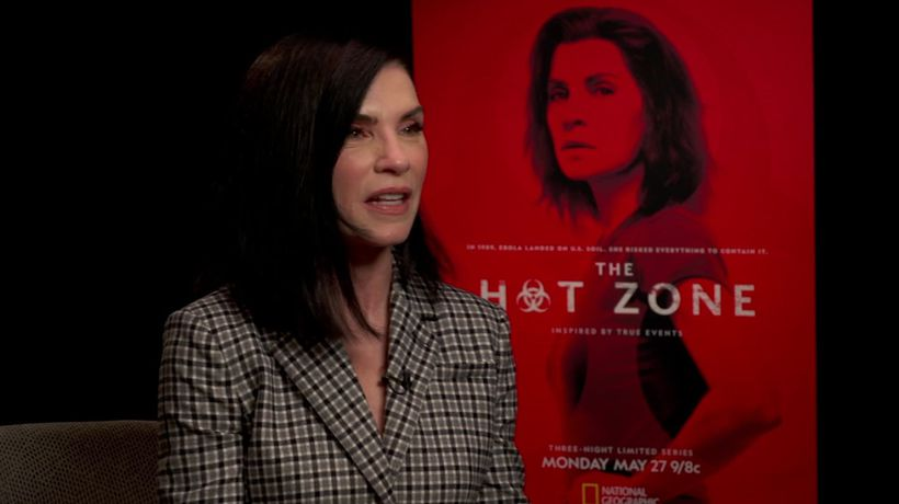 Julianna Margulies' balancing act