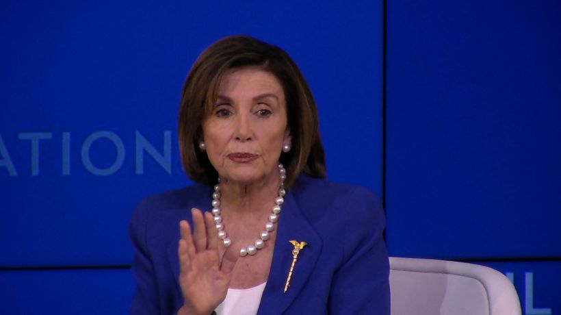 Pelosi: 'I feel really sorry' for Trump