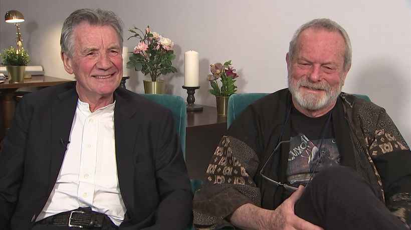My First Job: Terry Gilliam