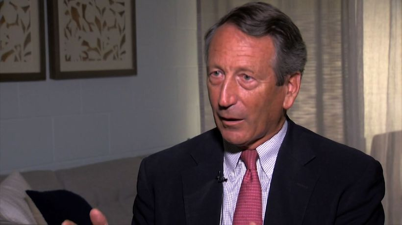 South Carolina Republican Sanford mulls 2020 bid