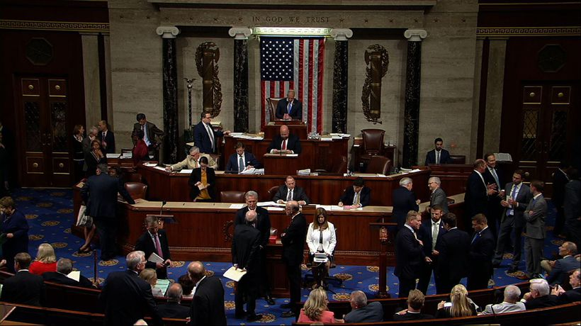 US House votes to hold Trump officials in contempt