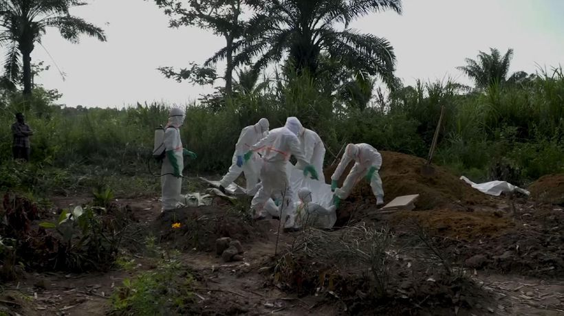Distrust undermines effort to fight Ebola in Congo