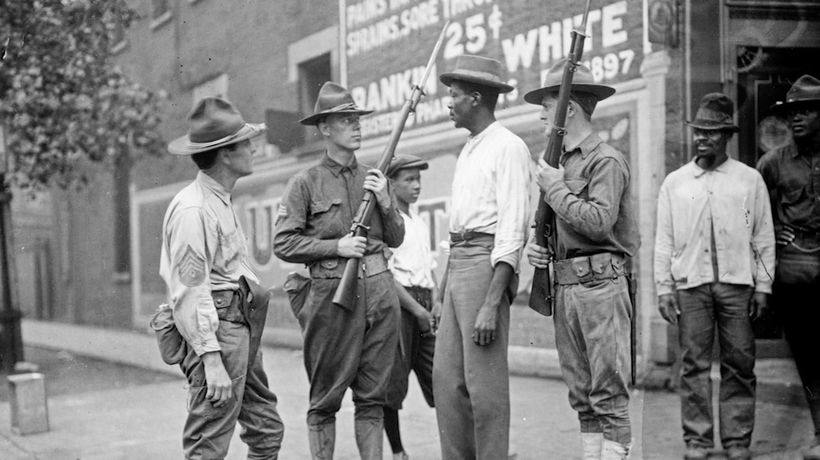 Chicago segregation lingers after 1919 race riot