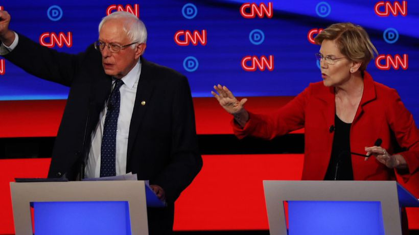 Health care a big focus in Democratic debate