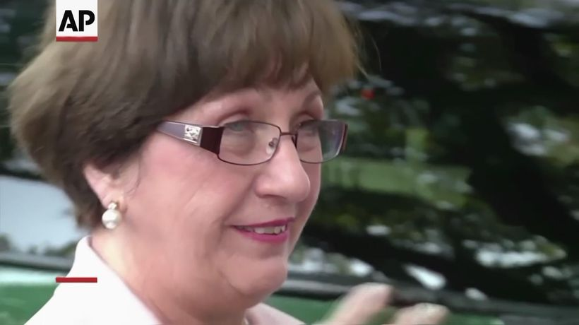 Former Louisiana Gov. Kathleen Blanco has died