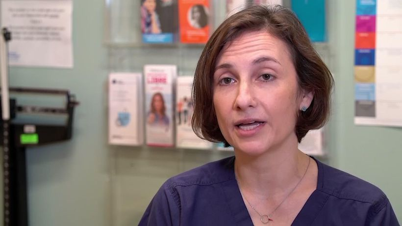 Clinician: Losing federal funds puts women at risk