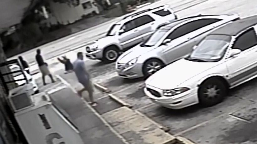 Trial starts in case of shooting over parking spot