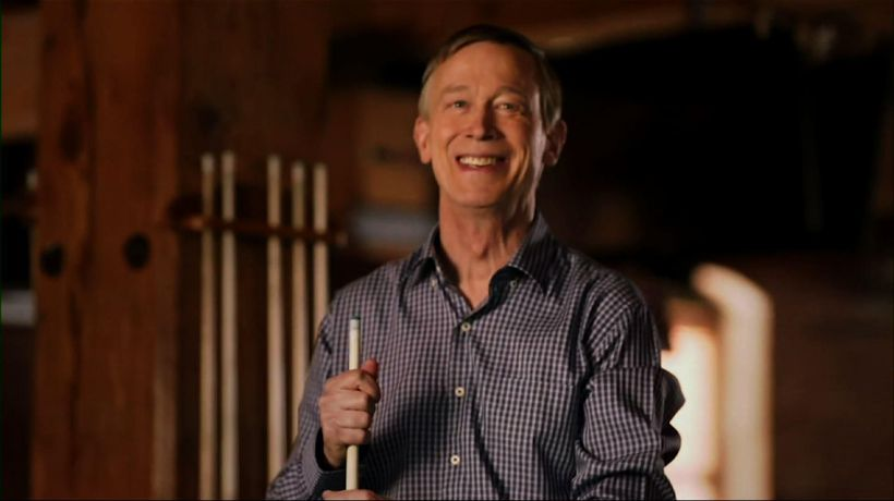 John Hickenlooper running for US Senate