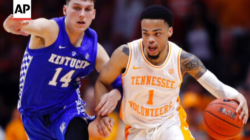 Tennessee's Turner Embraces Leadership Role