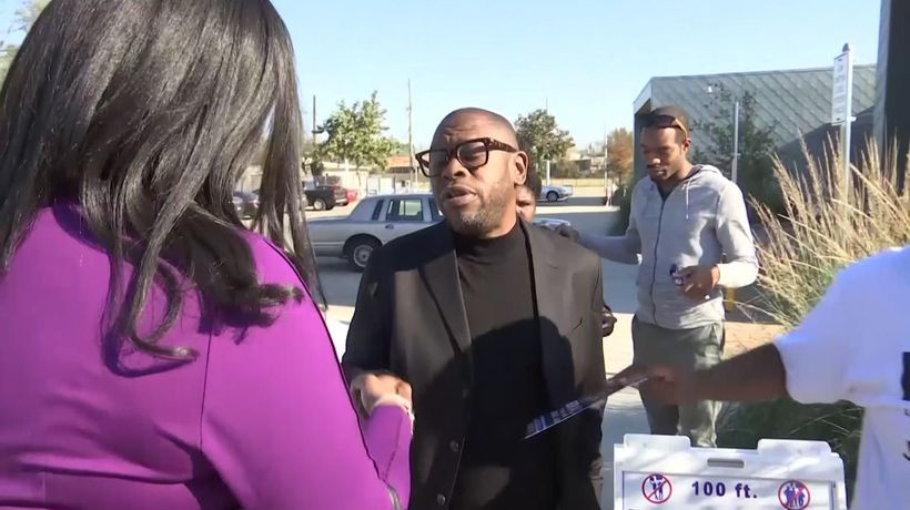 Rapper Scarface in Houston City Council runoff