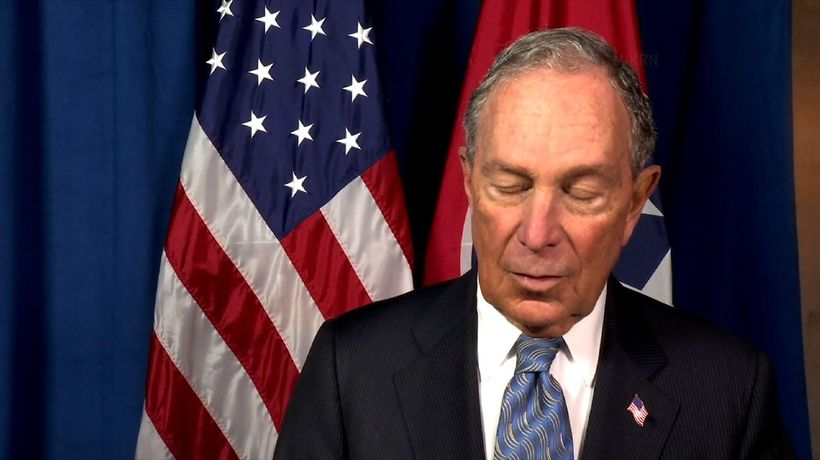 Bloomberg: 'I apologize' for stop-and-frisk