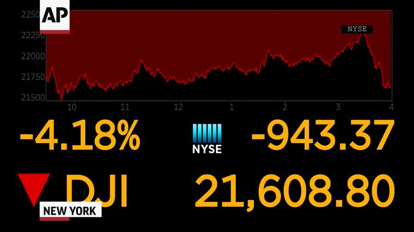 US stocks tumble despite stimulus agreement