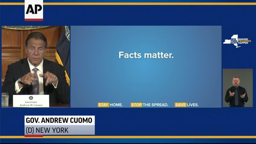 Gov. Cuomo: Buffalo cops should be fired for shove