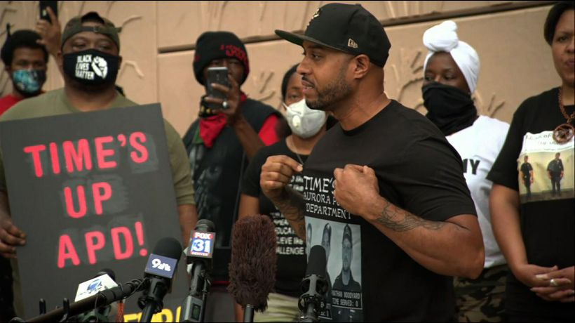 Protesters: Firing not enough in police death