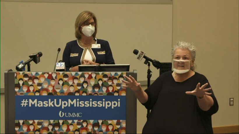 Mississippi virus numbers worsen