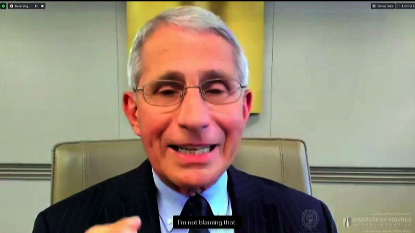 Fauci: school reopening should be decided locally