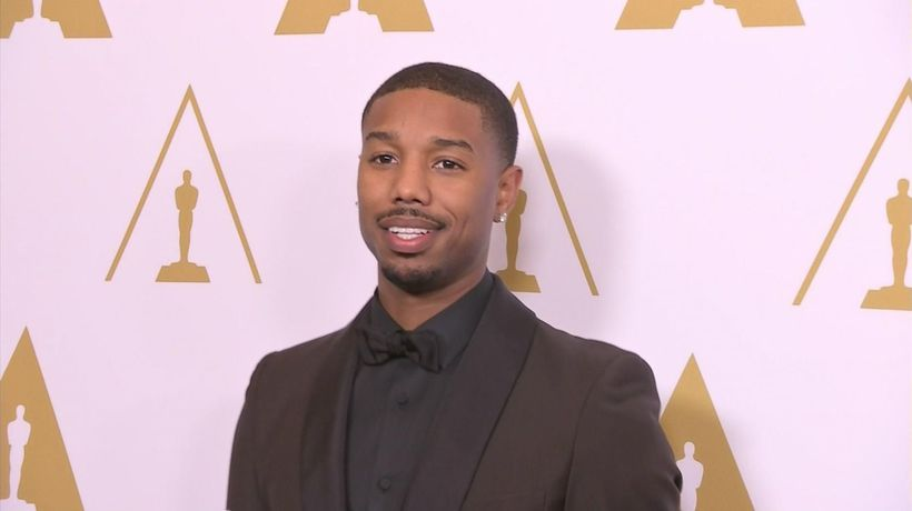 Michael B. Jordan on protesting, creating drive-ins with diverse films
