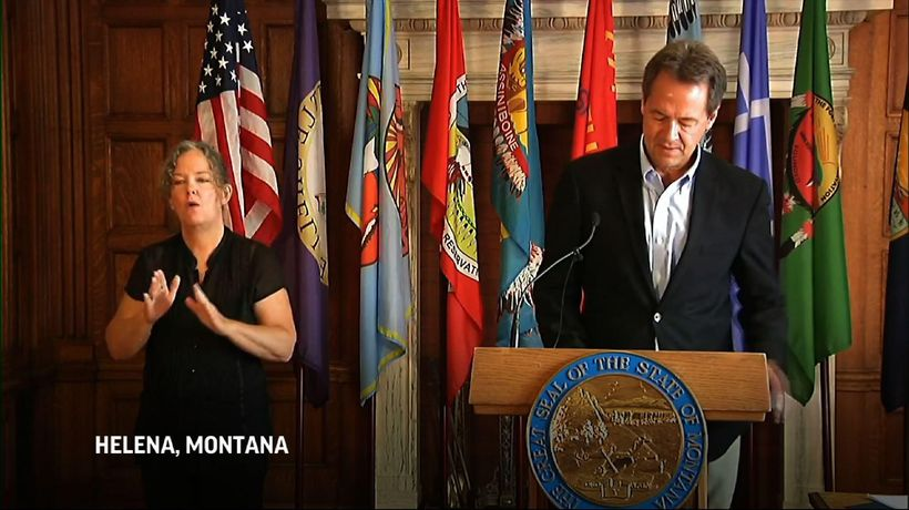 Montana plans mail-in voting for November runoff