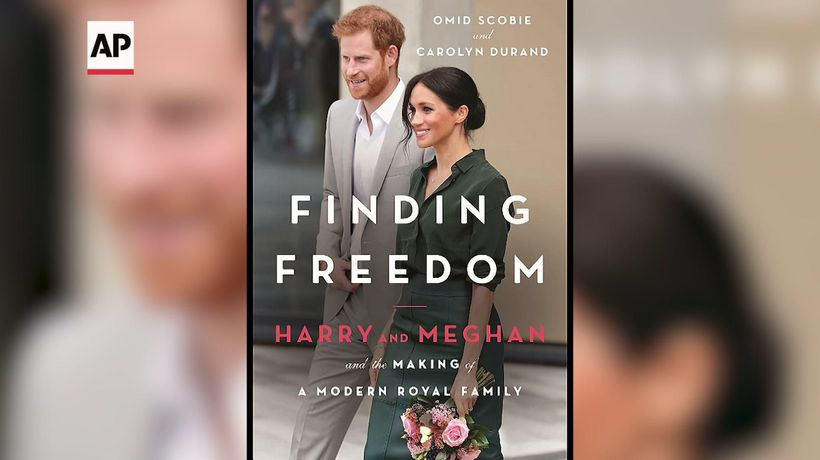 Author: Harry and Meghan are in touch with royal family