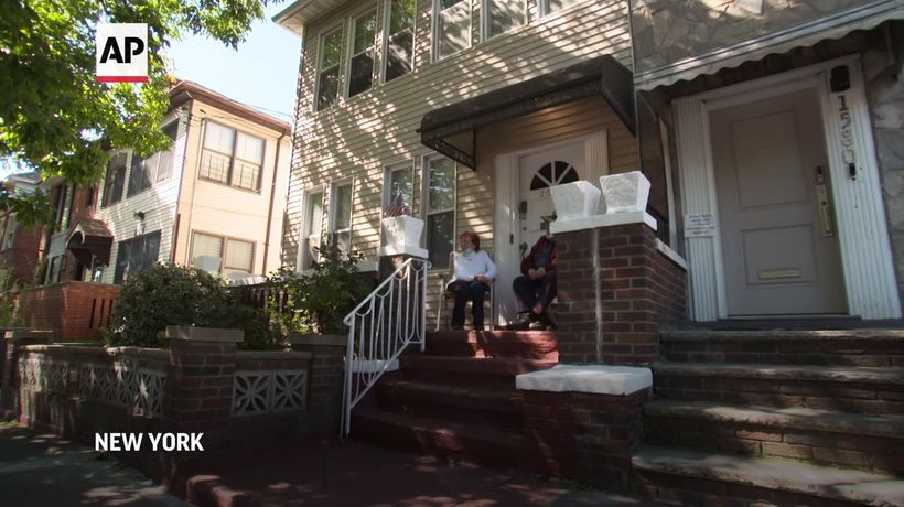 Ginsberg's legacy resonates at NY childhood home