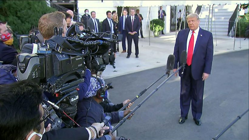 Trump: Nominee will be announced 'very soon'