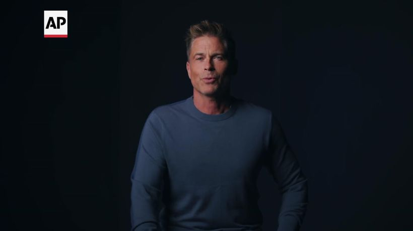 Rob Lowe goes 'down the rabbit hole'