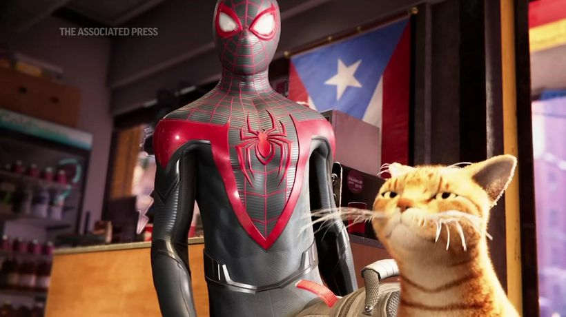 New video game offers fresh take on Spider-Man