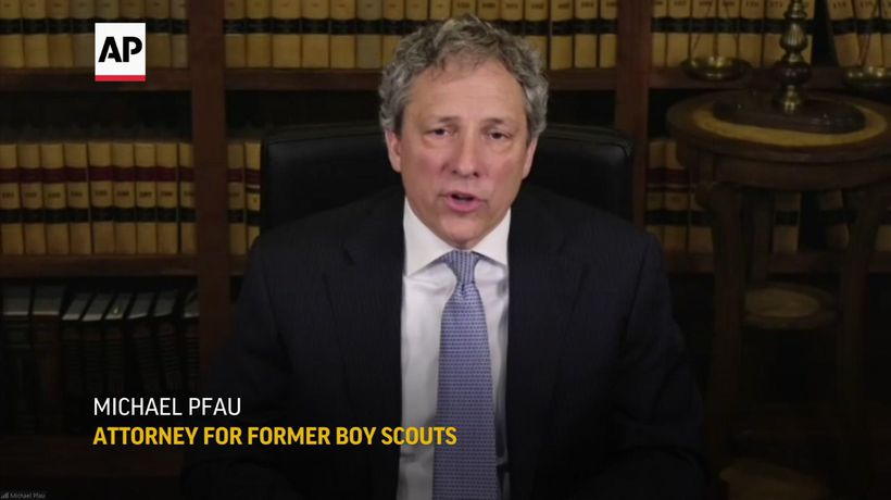 """Attorney: Boy Scout plan """"woefully inadequate"""""""