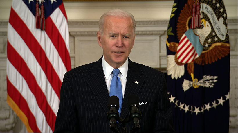 Biden: US will have vaccine for all adults by May