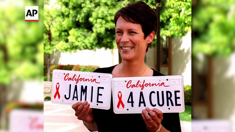 Jamie Lee Curtis leads a Children's Hospital Los Angeles fundraising campaign