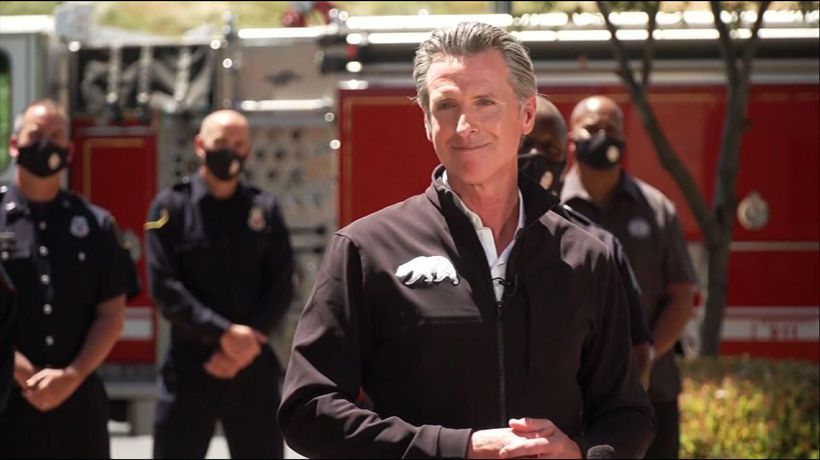 Newsom touts record amid Calif. recall challenge