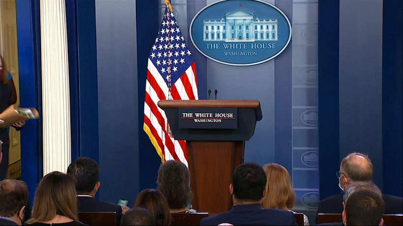 Psaki defends administration's immigration policy
